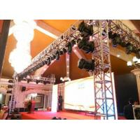Buy cheap CE Approved Anti-Oxidation Aluminum Stage Truss for Indoor Wedding from wholesalers