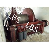 China Wire Rope Offshore Boat Lifting Winch Wireline Winch With Spooling Device wholesale