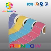China Heat Seal Printed Shrink Sleeve Labels /  PVC Shrink Plastic Lable Blowing For Bottle wholesale