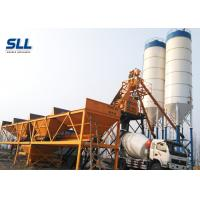 China HZS25 Concrete Batching Plant Equipment Compact Structure Space Saving wholesale
