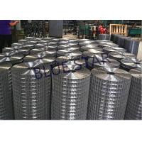 Buy cheap Heavy Welded Wire Mesh Oxidation Resistance , Galvanized Welded Wire Mesh Rolls from wholesalers