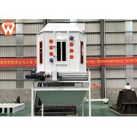 China 1.5 KW 10-15 T/H Feed Pellet Cooling Machine For Granule Materials 0.002MPa wholesale