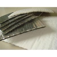 Aluminum foil bubble roof insulation material