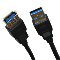 China USB 3.0 Cable USB 3.0 A Male to A Female Cable on sale