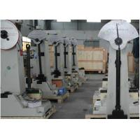 China Manual Control Charpy Impact Testing Machine For Measuring Metal Material wholesale