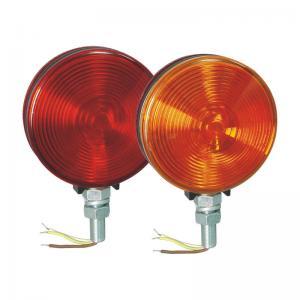 China Round Led Side Marker Lights ,  DC12V or DC24V signal light 16cmx11cmx6cm wholesale
