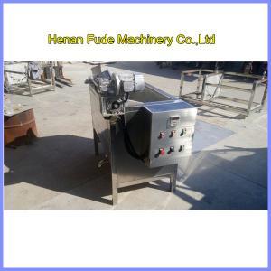China small peanut frying machine, peanut fryer wholesale