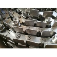 China Durable Single Strand Roller Chain , Transmission Roller Chain ANSI Standard wholesale