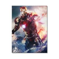 China Custom Large size 3D lenticular PS Board Poster 3D prints for indoor decoration or outdoor advertisement wholesale