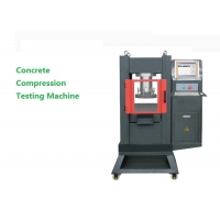 China Digital Touch Screen 60kN / S Concrete Compression Testing Machine on sale