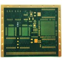 Buy cheap 10 Layer Custom PCB Boards , HDI Printed Circuit Boards FR4 Base Material from wholesalers