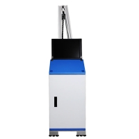 China Wall Painting Machine Cost-Effective 3D 5D Vertical Water Based Ink Wall Inkjet Printer Touch Screen PC Build Direct on sale