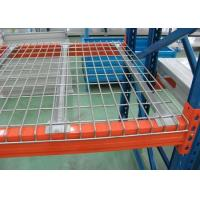 China Wire Mesh Decking for Pallet Racking wholesale