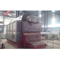 China Dual Fuel Oil Fired Industrial Steam Boilers With PLC and 5.7 Touch Panel wholesale