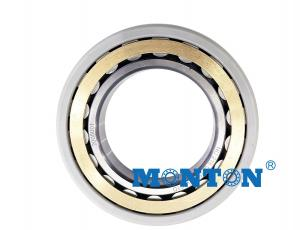 China NU228ECM/C3VL2071 140*250*42mm Insulated Insocoat bearings for Electric motors wholesale