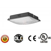 China 45W 5000K Daylight LED Parking Garage Lighting , 5850LM led canopy light fixtures wholesale