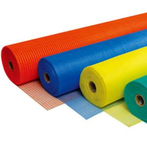 China Different colors soft fiberglass self - adhesive net used for EPS wholesale