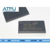 China 32x4 LCD Controller Led Driver Chip HT1621B SSOP48 RAM Mapping For I/O MCU HOLTEK on sale