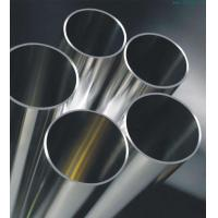 China 0.4mm Wall Titanium Exhaust Pipe Gr5 Gr9 , Titanium Bicycle Tube wholesale