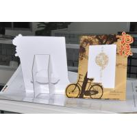 China Environmentally friendly unique custom paper photo frame 6x8 wholesale