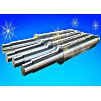 China 4140 / 42CrMo4 / SCM440 Carbon Steel Shaft , OD 80-1200 Mm Rotor Shaft wholesale