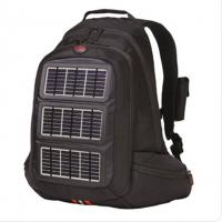 China Solar Mobile Charger Backpack Solar bag backpack wholesale