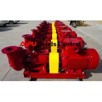 China Horizontal centrifugal pump used in drilling fluids system for sale wholesale