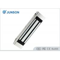 China 300lbs Magnetic Security Door Locks Zinc Finishes JS-180 For Access Control wholesale