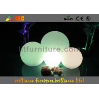 China Ball Lighting Carbon Fiber Furniture Party Lluminated LED Ball RGB Color wholesale