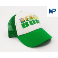 China Fashion Custom Dri Fit Fitted Baseball Caps , Mesh Personalized Baseball Hats For Girls And Boys wholesale