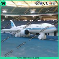 China Inflatable Plane,Giant Inflatable Plane Model,Advertising Inflatable Plane wholesale