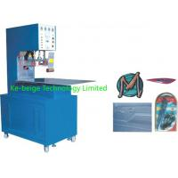 China Blister Sealing High Frequency Welding Machine for PVC Products Welding on sale