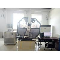 China Automatic Cooling And Feeding Charpy Impact Test Machine ASTM E23 Angle 150° on sale