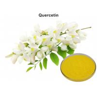 China Antitumor Pure Quercetin Powder, High Purity 98% Quercetin Dihydrate Powder 117 39 5 wholesale
