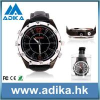 China 4GB 720P Waterproof Watch Camera ADK-W128 wholesale