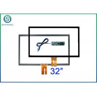China 32 Inch Projected Capacitive Pcap Touch Screen With USB Controller And USB Cable wholesale