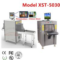 China Durable X Ray Baggage Scanner At Airports / X Ray Baggage Machine Save Electricity on sale