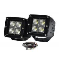 "China 16w 3"" Pods Vehicle LED Work Lights For 12v To 24v Vehicles Off Road Truck 2 X 2 wholesale"