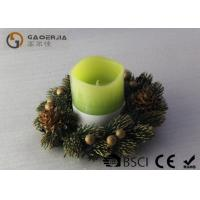 China Lovely Decorative Led Candles Battery Operated For Christmas DL-015 wholesale
