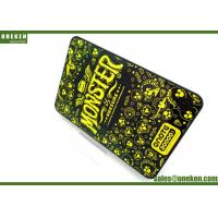 Buy cheap High Capacity Mobile Power Bank 20000mAh Custom Painted Pattern Idle Discharge 20μA from wholesalers
