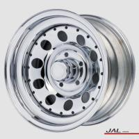 Buy cheap 4x4 Steel Wheel Rims Of Jeep from wholesalers