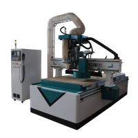 China Heavy Duty Cnc Wood Carving Machine , High Strength Wood Carving Router Machine on sale