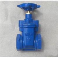 China Straight Type High Pressure Gate Valves Gas Cilindrical Use EN1171 wholesale