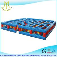 China Hansel outdoor fitness equipment,obstacle sport game for children on sale