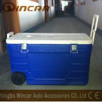 China Professional 4X4 Off-Road Accessories Portable Food Cooler Box EPS Insulation Material wholesale