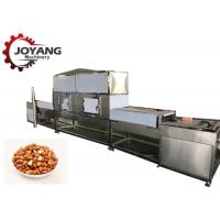China Pine Nuts Baking And Drying Machine Microwave Heating System Safety CE Certificated wholesale