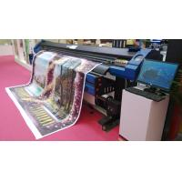 China Outdoor Indoor Wide Format Eco Solvent Printer Epson A Starjet Inkjet Wall Paper wholesale