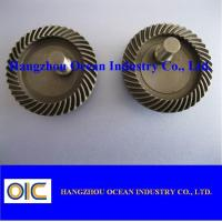 China M1 M1.5 Transmission Mini Spiral Bevel Gear With Case Harden wholesale