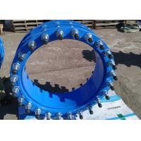 China Dismantling Joint PN 16 Ductile Iron Pipe Net Work Fusion Bonded Epoxy wholesale
