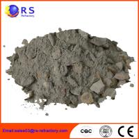 China Refractory Steel Fiber Castable for Industrial Kiln and Furnace wholesale